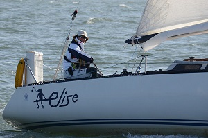 Nathalie Criou on Elise the Express 27